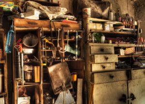 débarras garage